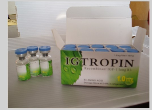 Igtropin 1mg 1box