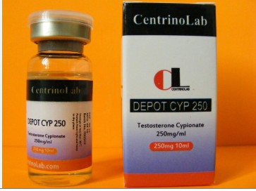 Testosterone Cypionate 250mg*10ml
