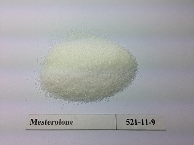 Mesterolone Proviron raw powder 1000g